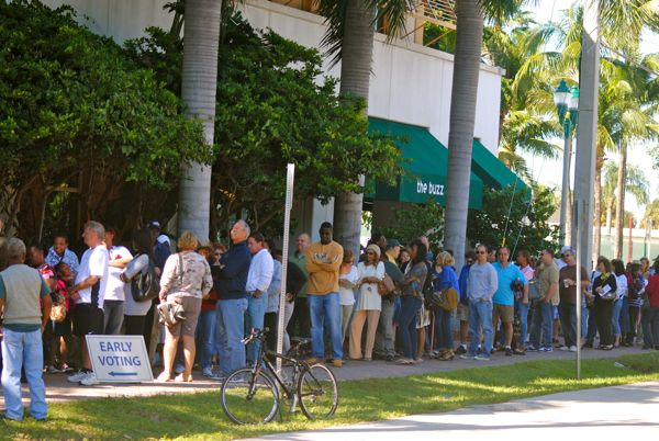 early voting delray library