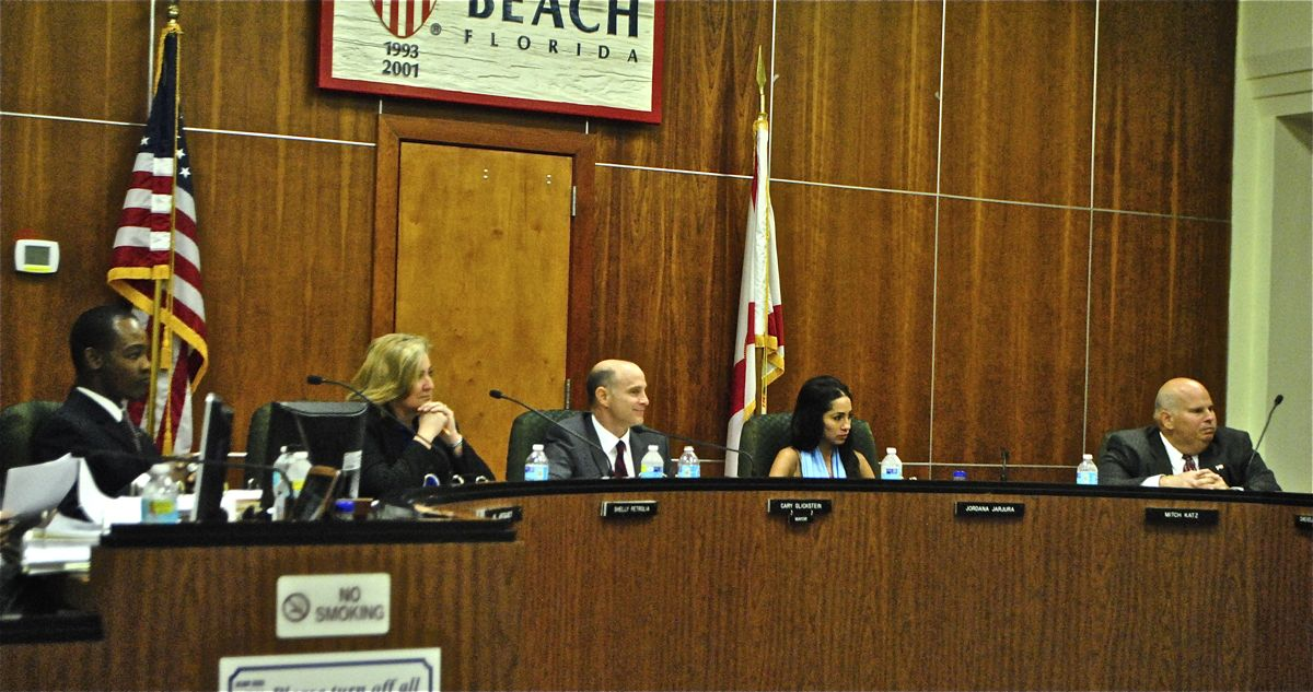 delray beach city commission