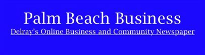 palm beach business logo